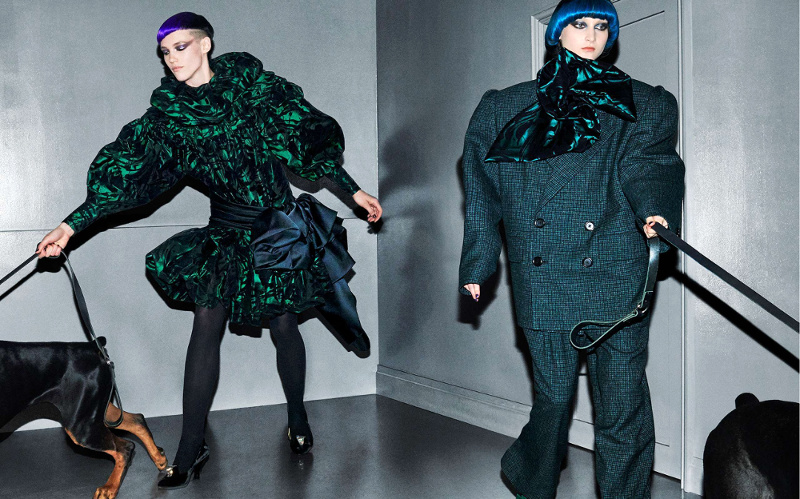 Campagne Marc Jacobs - Automne/hiver 2018-2019 - Photo 5