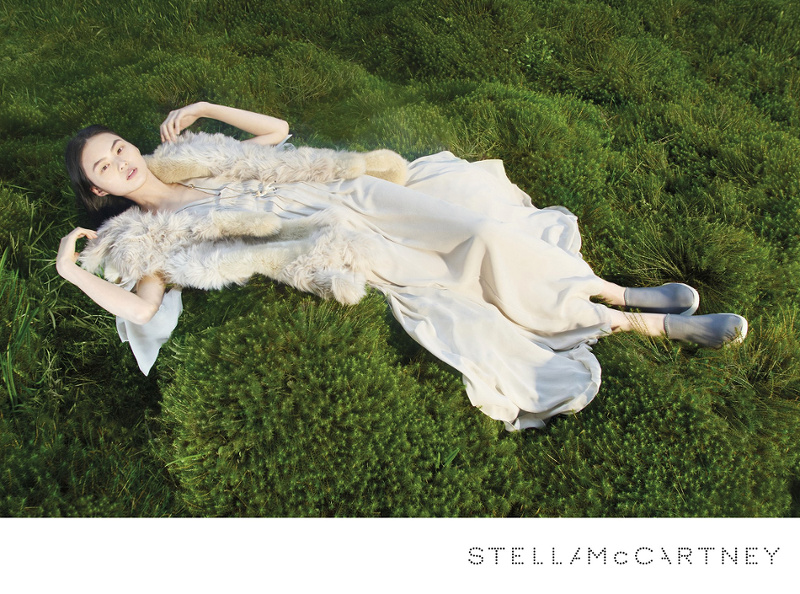 Campagne Stella McCartney - Automne/hiver 2018-2019 - Photo 2