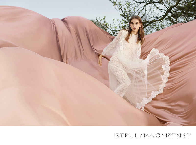 Campagne Stella McCartney - Automne/hiver 2018-2019 - Photo 3