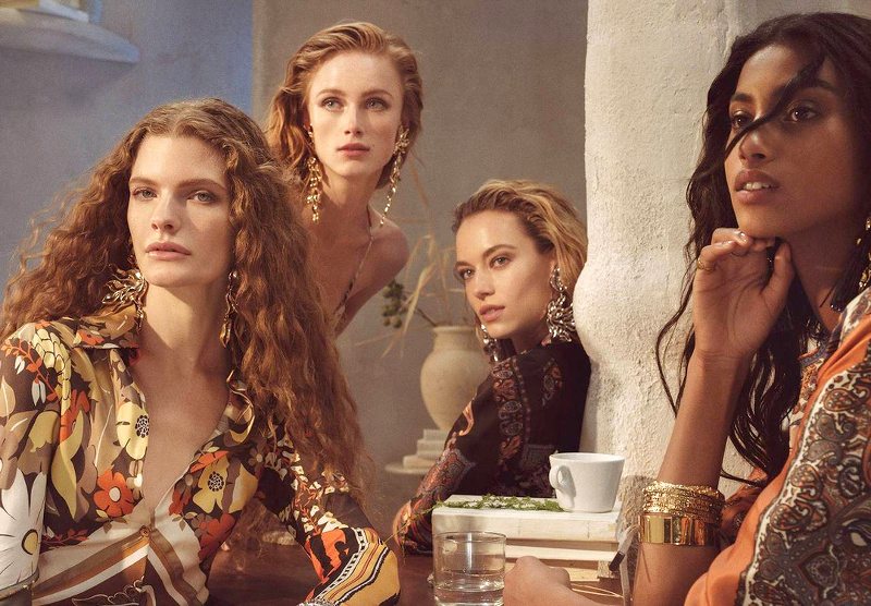 Campagne Chloé - Printemps/été 2019 - Photo 1