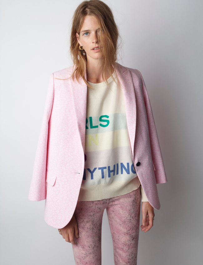 Collection Zadig & Voltaire - Printemps/été 2019 - Photo 2