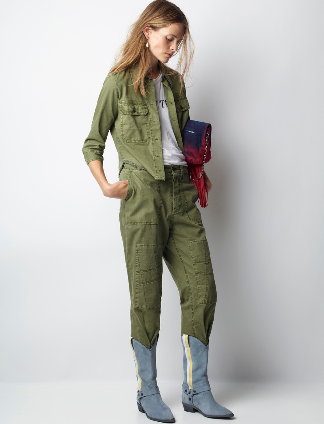 Collection Zadig & Voltaire - Printemps/été 2019 - Photo 4