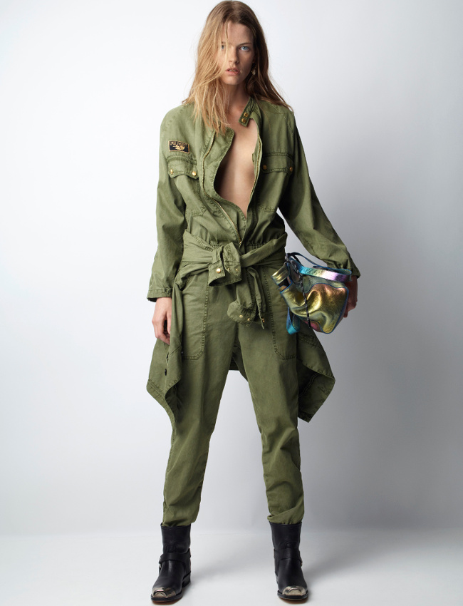 Collection Zadig & Voltaire - Printemps/été 2019 - Photo 8
