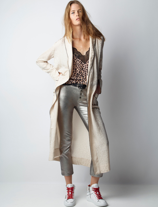 Collection Zadig & Voltaire - Printemps/été 2019 - Photo 9