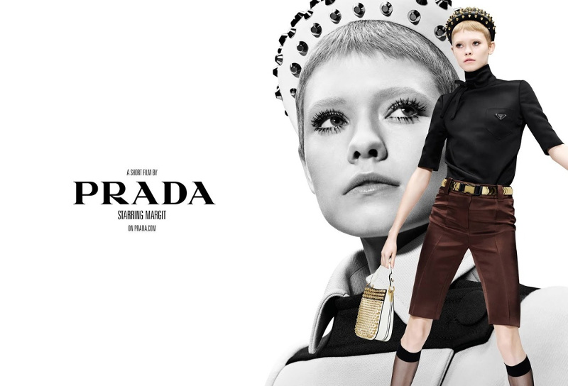 Campagne Prada - Printemps/été 2019 - Photo 1