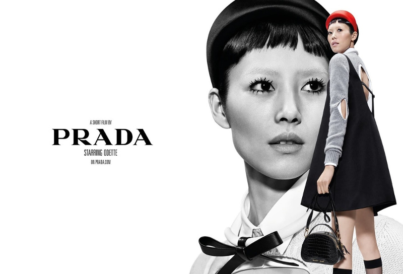 Campagne Prada - Printemps/été 2019 - Photo 2