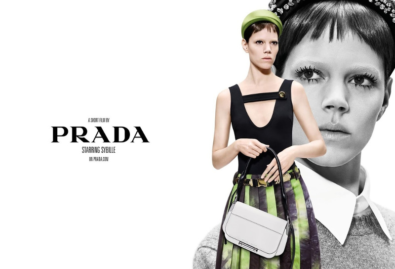 Campagne Prada - Printemps/été 2019 - Photo 3