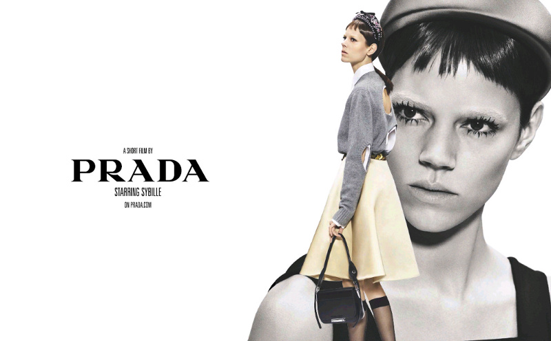 Campagne Prada - Printemps/été 2019 - Photo 10
