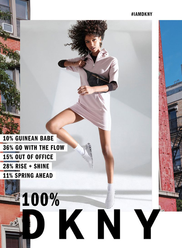 Campagne DKNY - Printemps/été 2019 - Photo 2