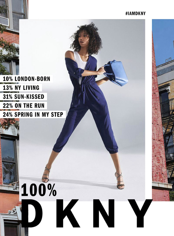 Campagne DKNY - Printemps/été 2019 - Photo 4