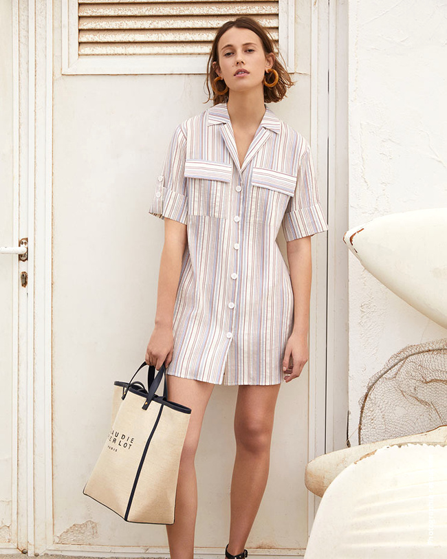 Collection Claudie Pierlot - Printemps/été 2019 - Photo 9