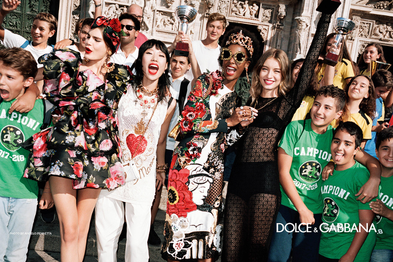 Campagne Dolce & Gabbana - Printemps/été 2019 - Photo 8