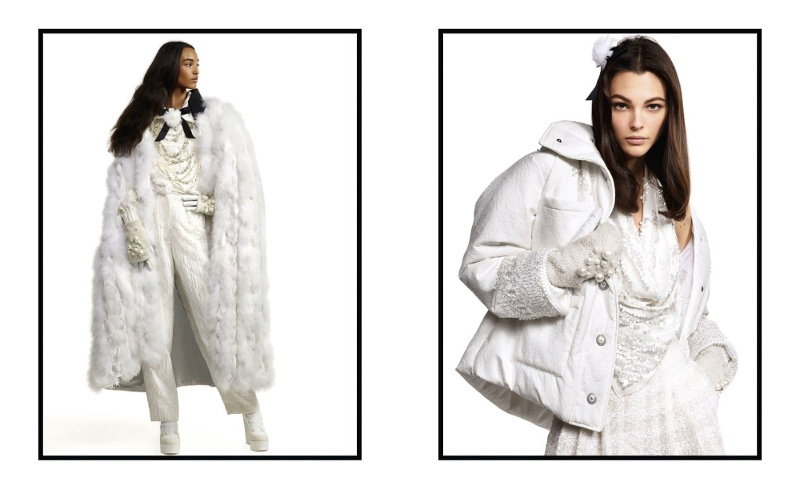 Campagne Chanel - Automne/hiver 2019-2020 - Photo 1