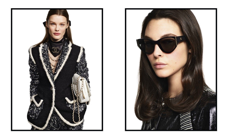 Campagne Chanel - Automne/hiver 2019-2020 - Photo 8