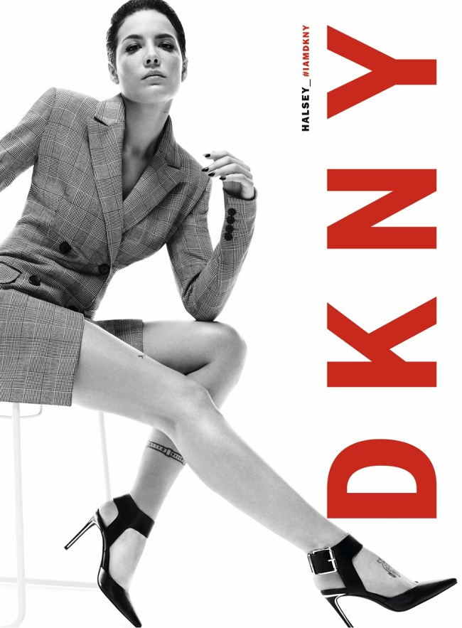 Campagne DKNY - Automne/hiver 2019-2020 - Photo 14