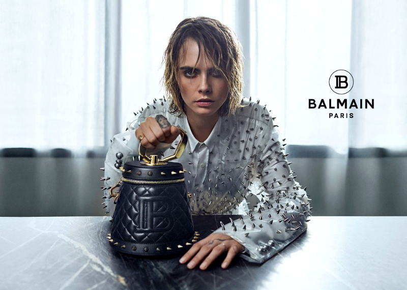 Campagne Balmain - Automne/hiver 2019-2020 - Photo 1