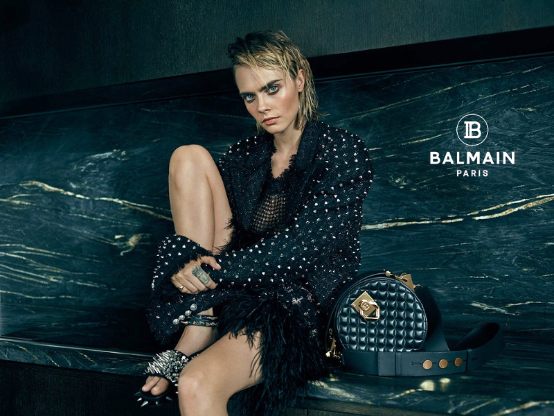 Campagne Balmain - Automne/hiver 2019-2020 - Photo 2