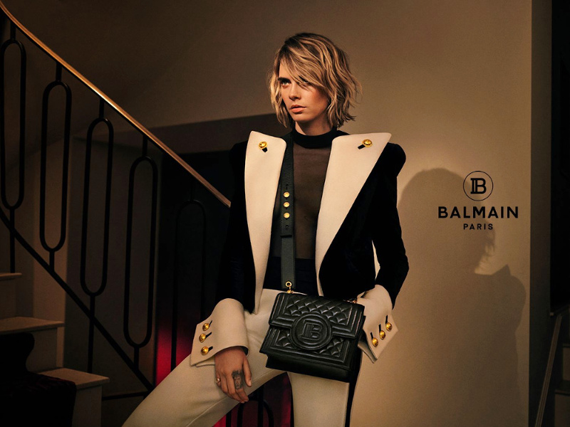 Campagne Balmain - Automne/hiver 2019-2020 - Photo 3