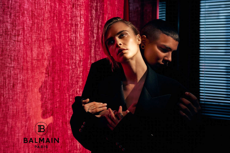 Campagne Balmain - Automne/hiver 2019-2020 - Photo 4