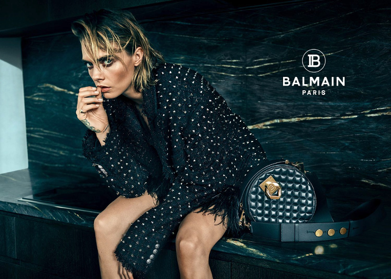 Campagne Balmain - Automne/hiver 2019-2020 - Photo 5