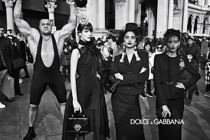 Campagne Dolce & Gabbana - Automne/hiver 2019-2020 - Photo 2