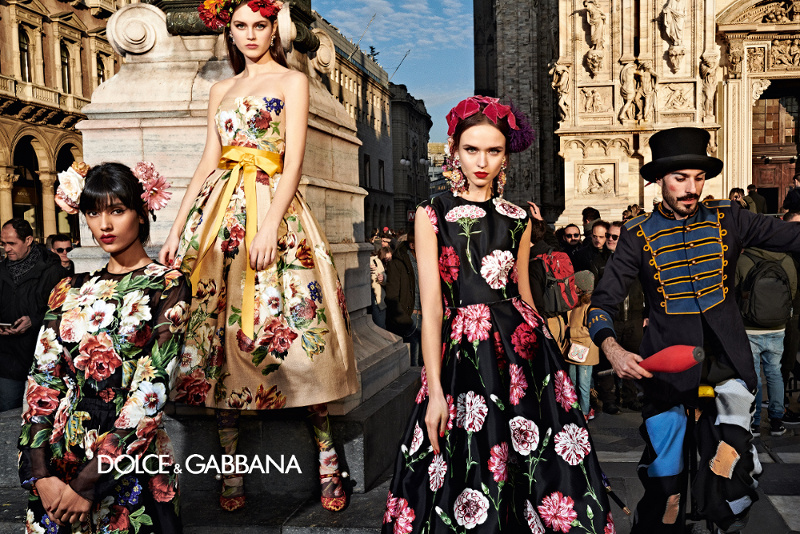 Campagne Dolce & Gabbana - Automne/hiver 2019-2020 - Photo 3