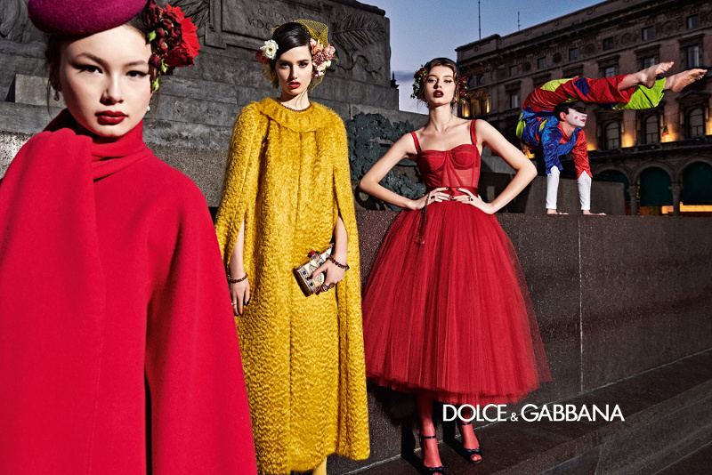 Campagne Dolce & Gabbana - Automne/hiver 2019-2020 - Photo 4