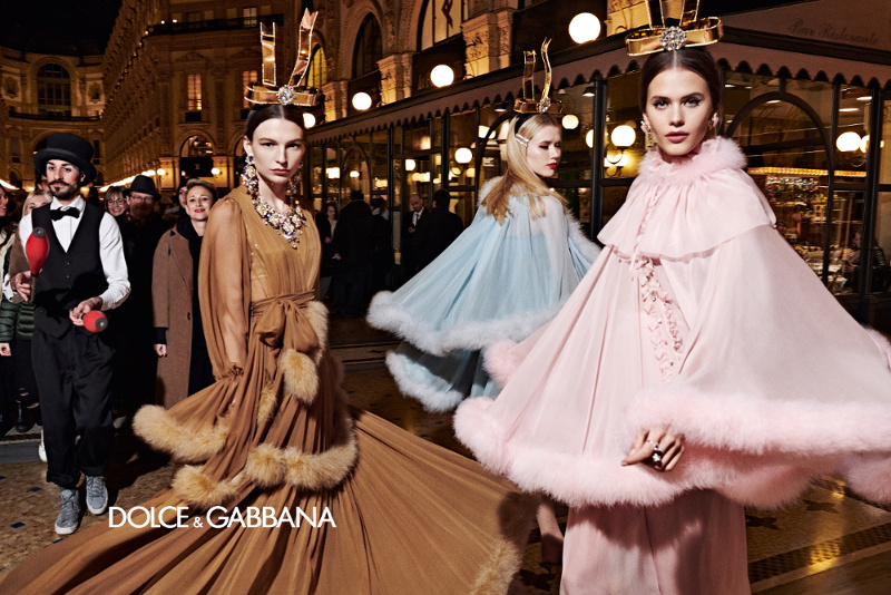 Campagne Dolce & Gabbana - Automne/hiver 2019-2020 - Photo 5