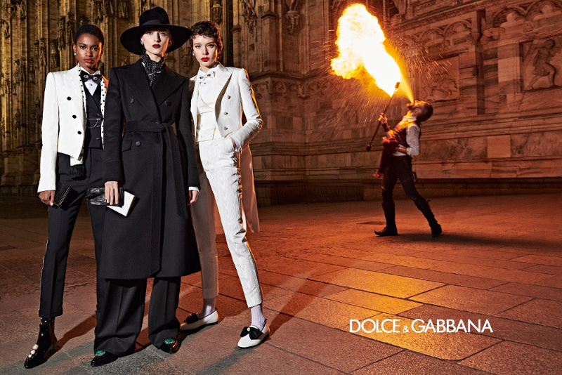 Campagne Dolce & Gabbana - Automne/hiver 2019-2020 - Photo 6