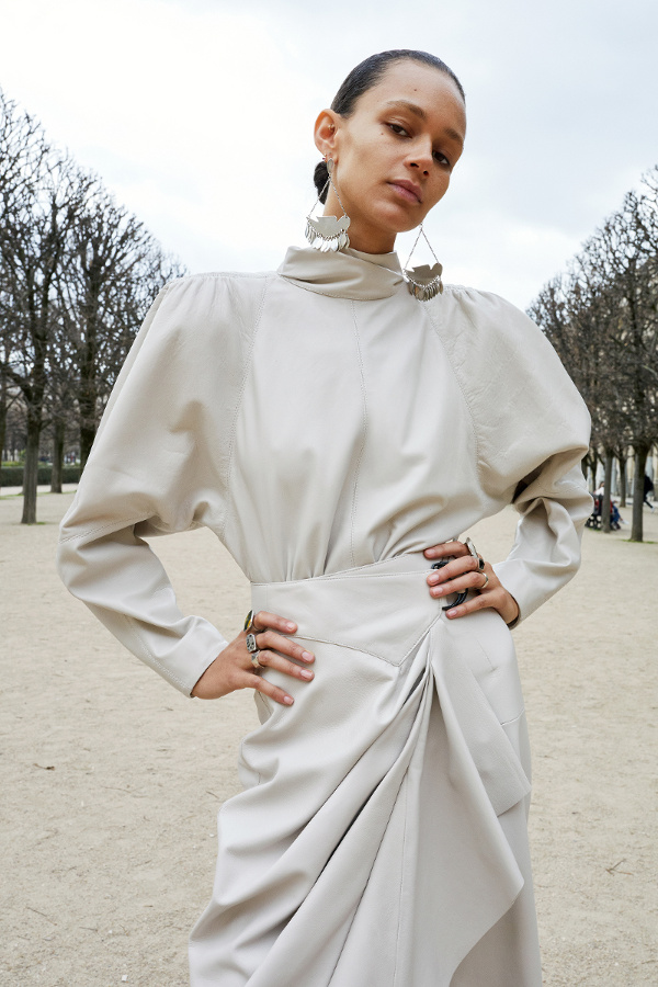 Campagne Isabel Marant - Automne/hiver 2019-2020 - Photo 2