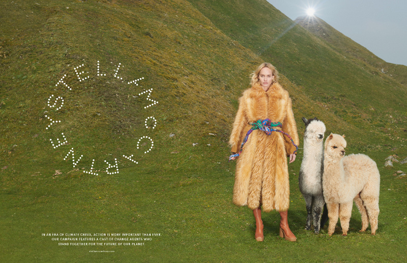 Campagne Stella McCartney - Automne/hiver 2019-2020 - Photo 3