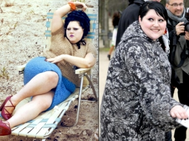 Beth Ditto, styliste ?