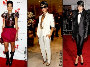Rihanna, fashion victim ?