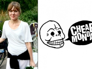Ann-Sofie Back chez Cheap Monday