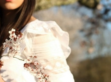 Les robes vues par Alix (The cherry blossom girl)