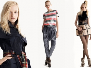 Topshop - Collection automne/hiver 2010
