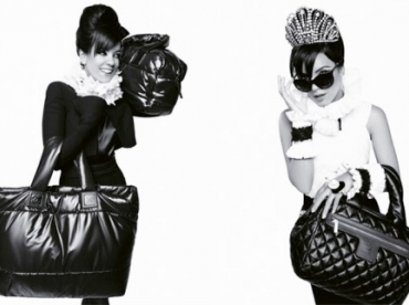 Lily Allen pour Chanel : Coco Cocoon