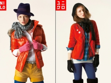 Uniqlo, version 2010