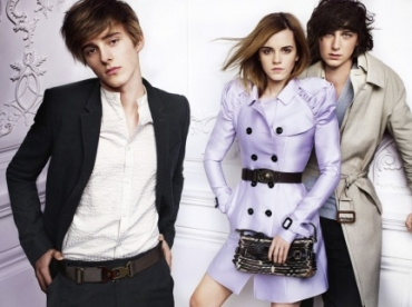 Burberry - Campagne printemps/�t� 2010