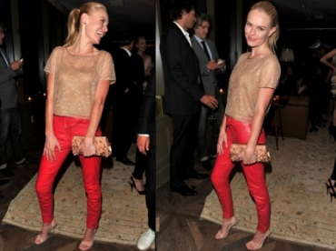 Kate Bosworth, le bon look