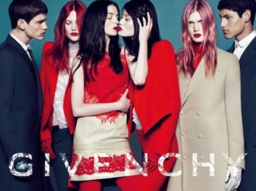Givenchy - Campagne automne/hiver 2010-2011