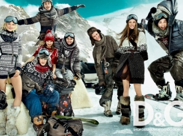 D&G - Campagne automne/hiver 2010-2011