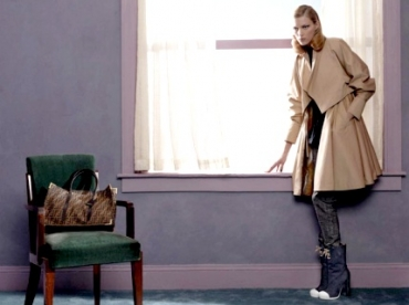 Bottines Fendi - Collection automne/hiver 2010-2011
