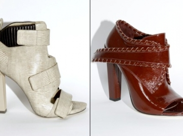 Chaussures Alexander Wang - Collection Resort 2011