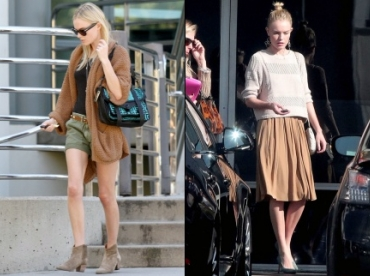 Kate Bosworth, le bon dress code
