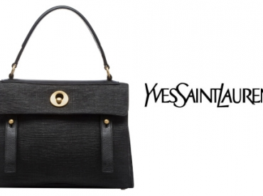 Le Muse Two Artisanal Recycled bag de YSL