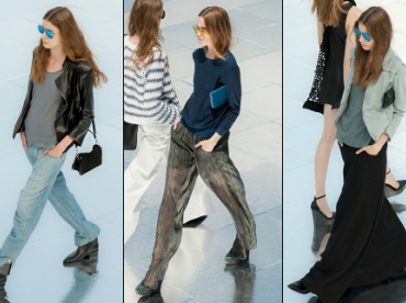 Theyskens' Theory - Collection croisière 2012