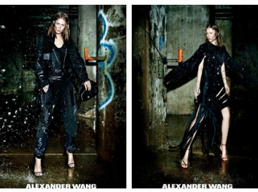 Alexander Wang - Campagne automne/hiver 2011-2012