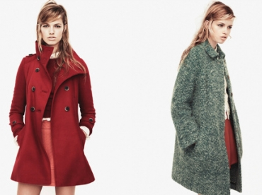 Zara TRF - Collection automne/hiver 2011-2012
