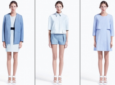 COS - Collection printemps/été 2012